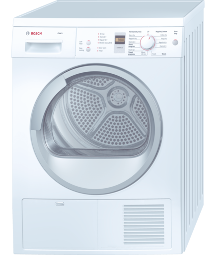 bosch axxis condensation dryer manual