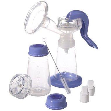 lansinoh manual breast pump target