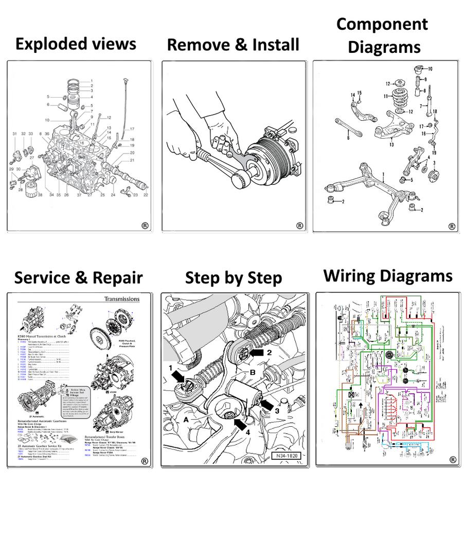 mazda 2 service manual 2008