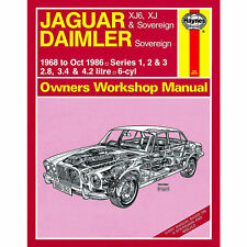 1997 jaguar xj6 owners manual