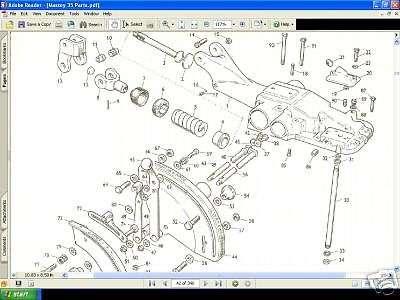 massey ferguson 65 shop manual pdf