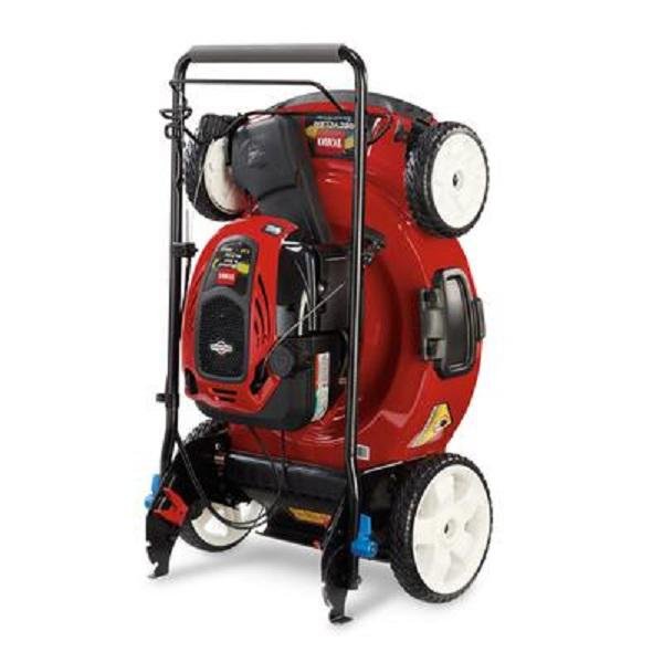 toro self propelled mower manual