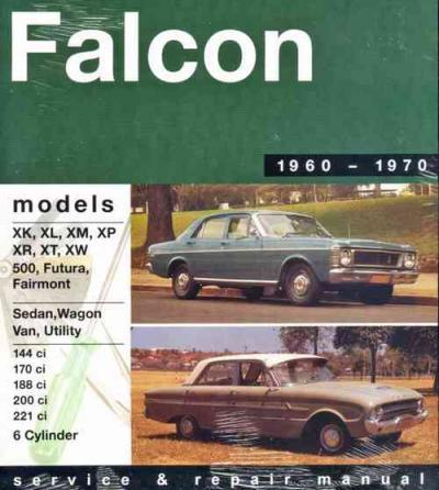 ford falcon au2 workshop manual