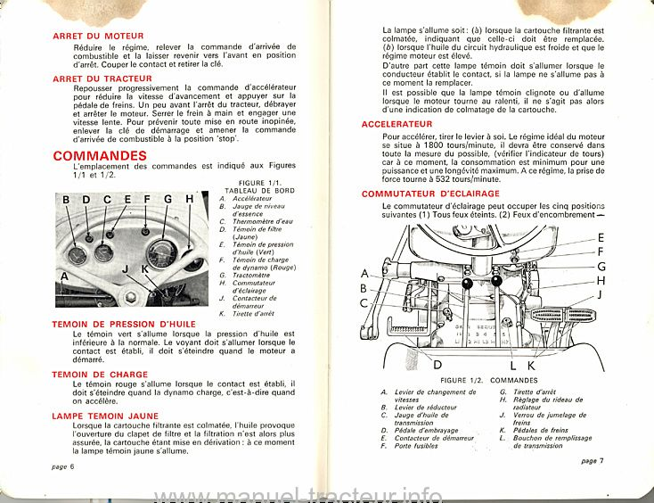 david brown 880 selectamatic manual