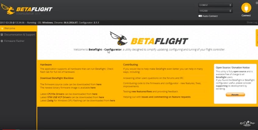 femto f3 flight controller manual