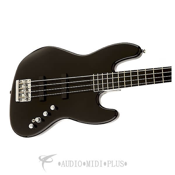 squier deluxe jazz bass active v 5 string manual