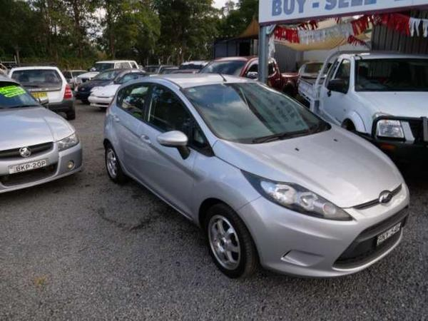 2009 ford fiesta cl ws manual