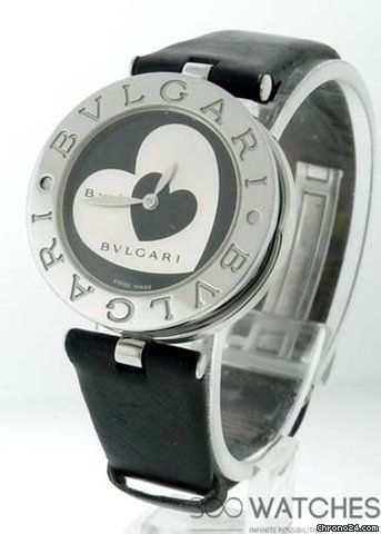 bvlgari b zero1 watch manual