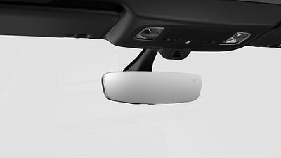 manual dimming rear view mirror
