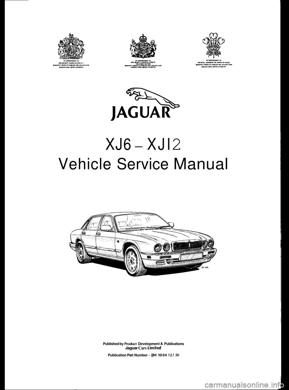 2002 jaguar s type owners manual