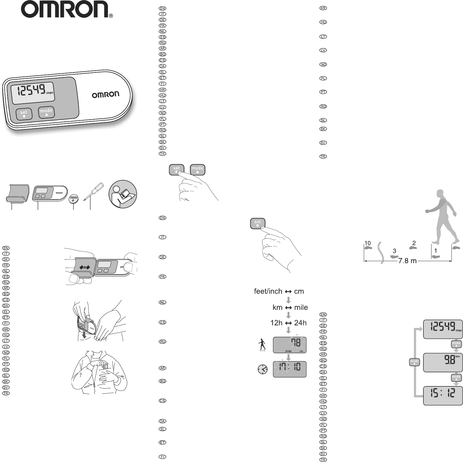 omron hj 320 e manual