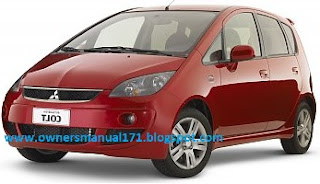mitsubishi colt manual free download