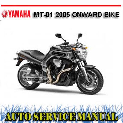 yamaha mt 07 workshop manual