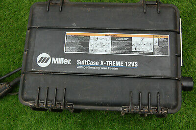 miller suitcase xtreme 12vs manual