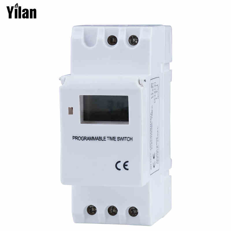digital time switch thc15a manual