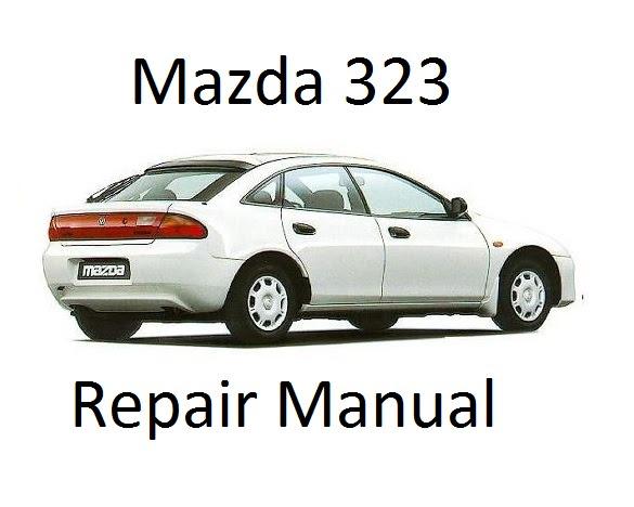 mazda 323 service manual pdf