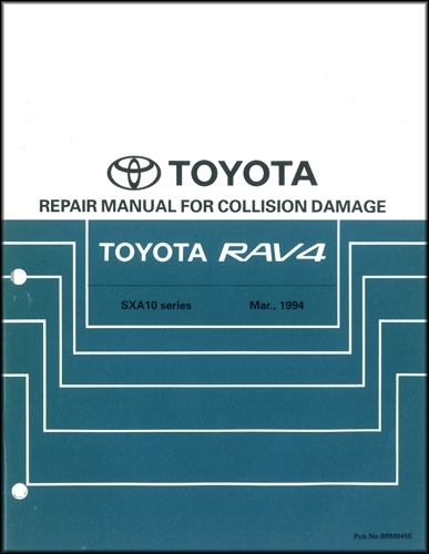 1998 toyota camry repair manual
