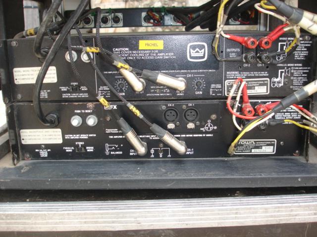 crown macro tech 2400 service manual