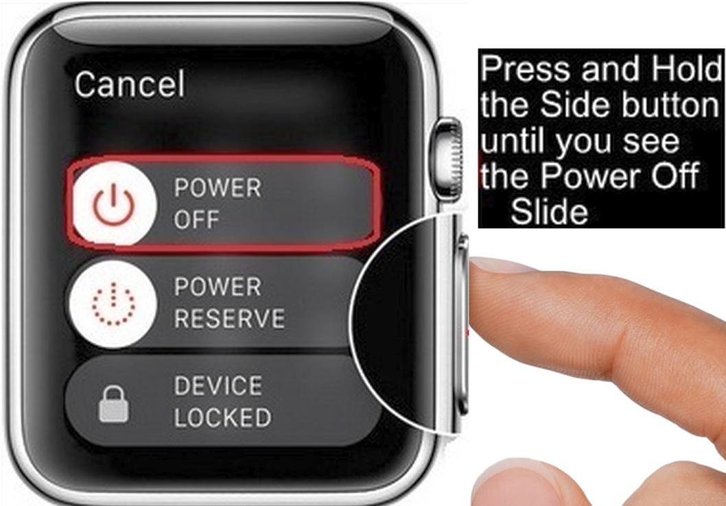 apple watch manual series 3