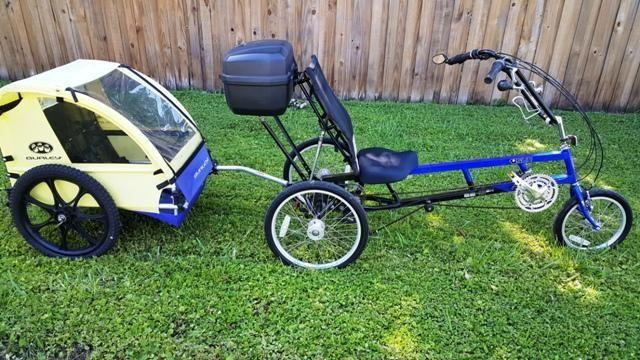 kidarooz bike trailer owners manual