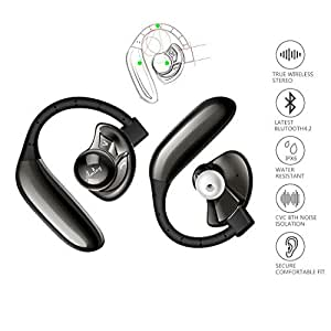 bauhn wireless sports earbuds manual