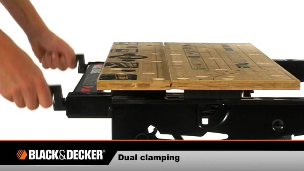 black and decker deluxe powershop manual