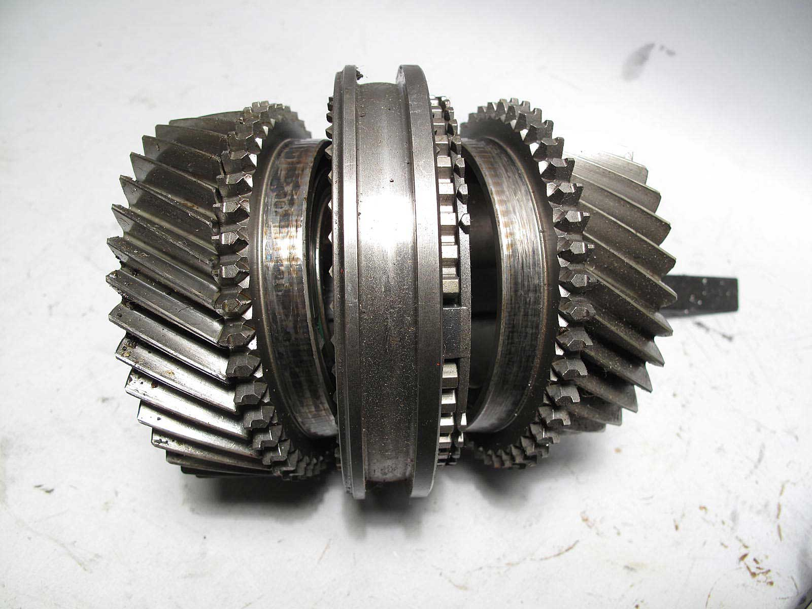bmw zf 5 speed manual transmission