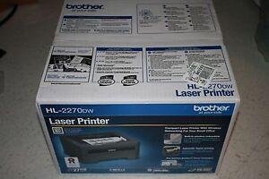 brother printer hl 2270dw manual