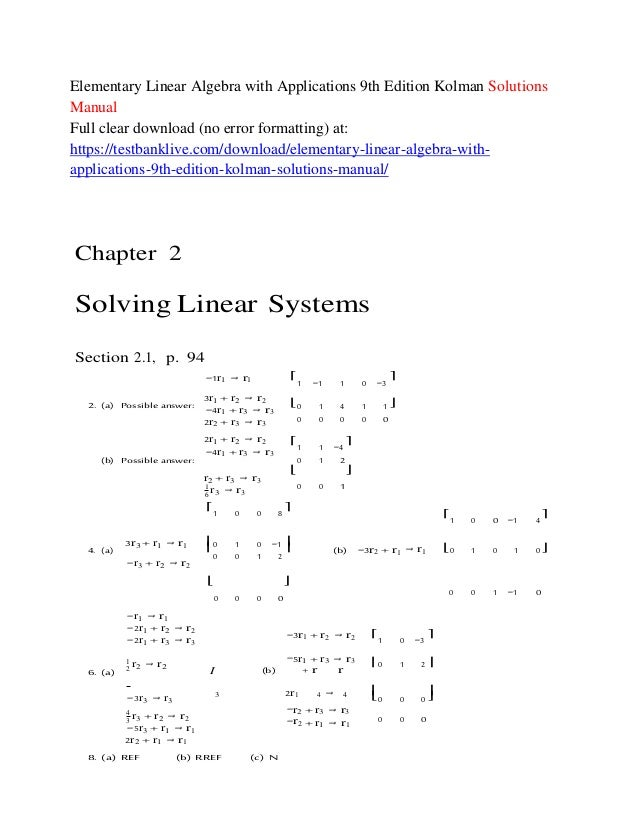calculus by howard anton 9th edition solution manual pdf