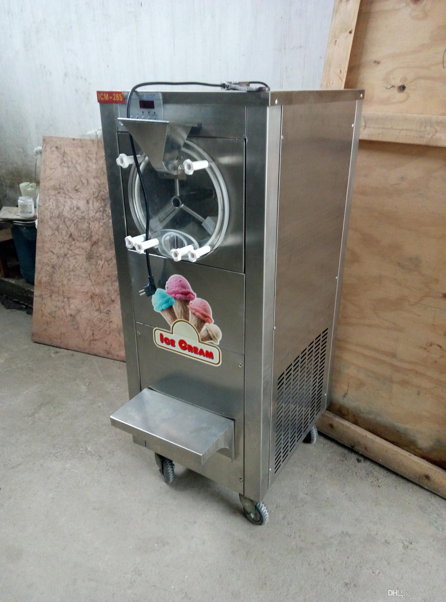 carpigiani ice cream machine manual