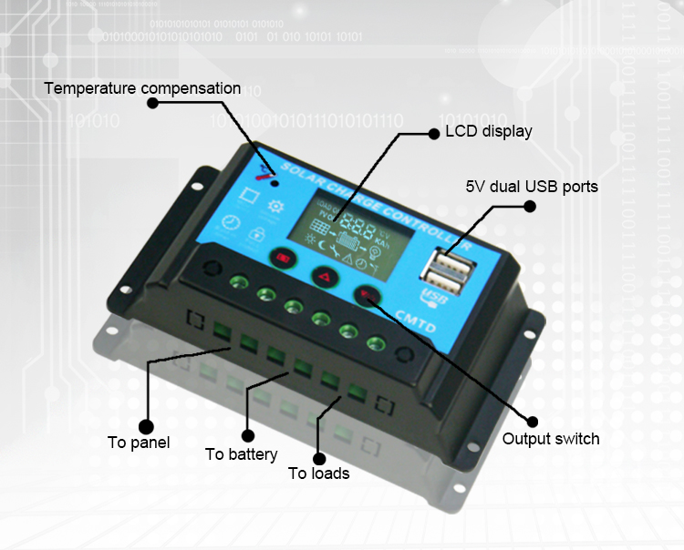 cmtp02 solar charge controller manual