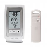 acurite indoor outdoor thermometer manual
