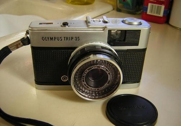 olympus trip 35 repair manual