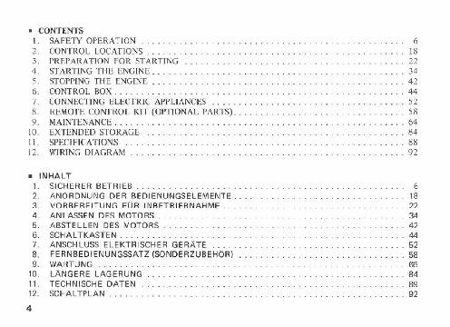 honda generator repair manual free