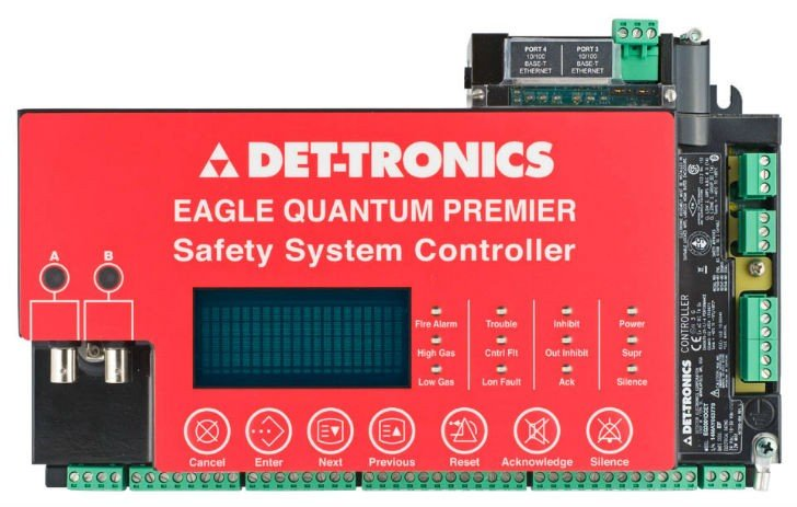 det tronics eagle quantum premier manual
