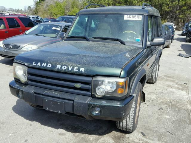 1998 land rover discovery owners manual