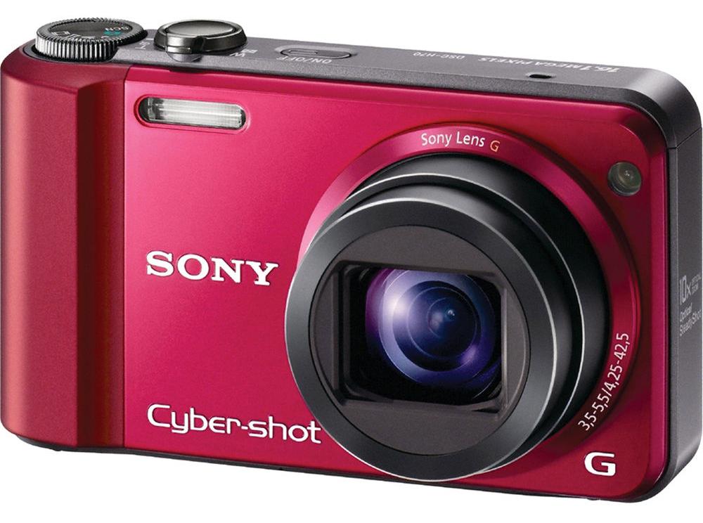 sony cyber shot dsc h70 manual