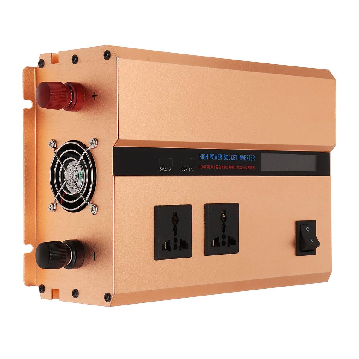 edecoa 3000w power inverter manual