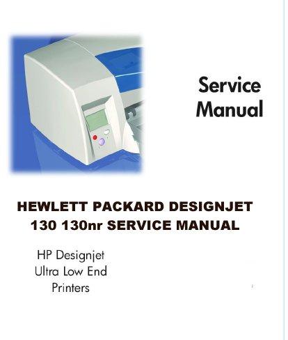 hp designjet 130nr service manual
