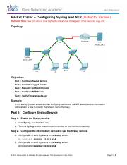cisco routing and switching essentials lab manual pdf