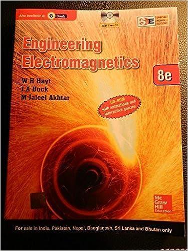 engineering electromagnetics by william hayt solution manual pdf