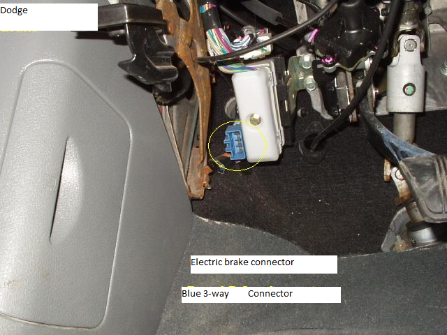 brake controller only works manually