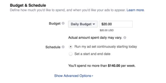 facebook ads manual vs automatic bidding