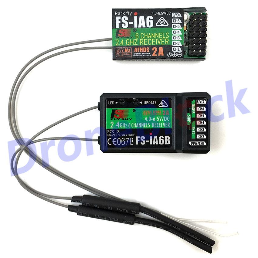 flysky fs i6 receiver manual