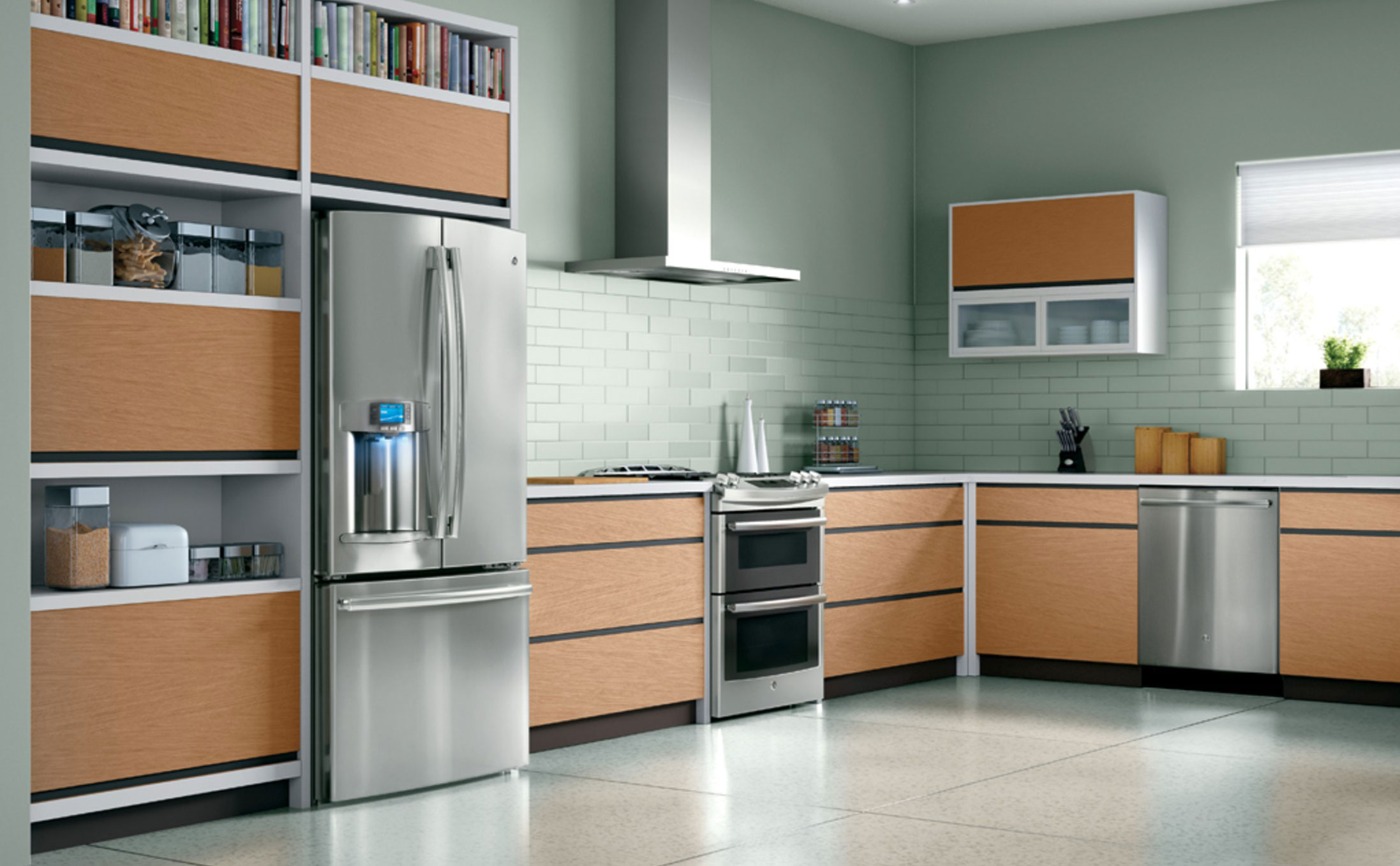 ge profile fridge freezer manual