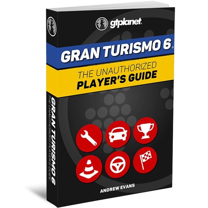 gran turismo 6 manual pdf