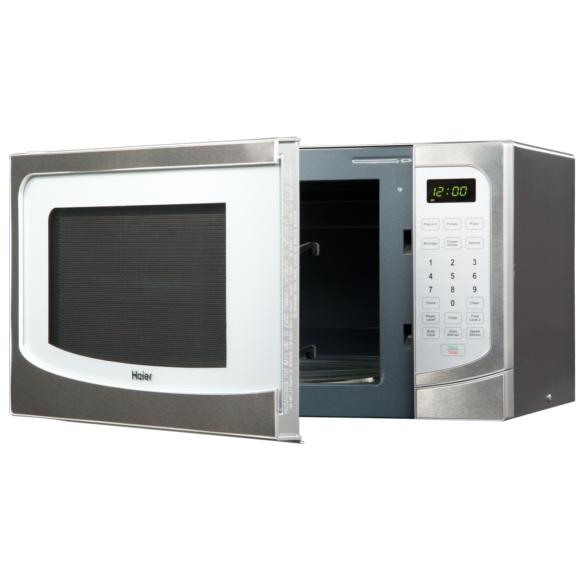 haier microwave oven user manual