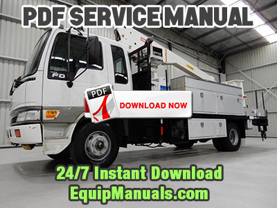 hino service manual free download