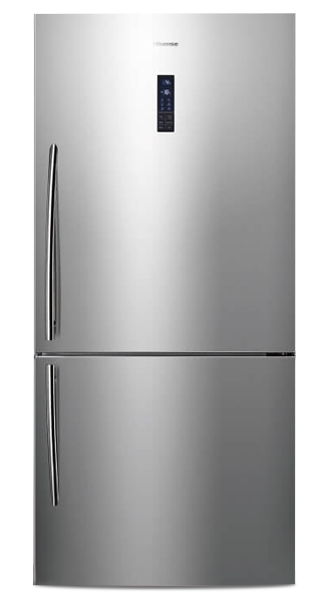 hisense 610l side by side refrigerator manual