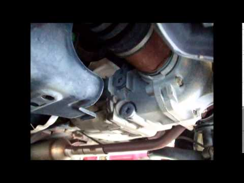 honda crv gearbox oil manual